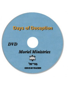 Days of Deception - DVDJP0047