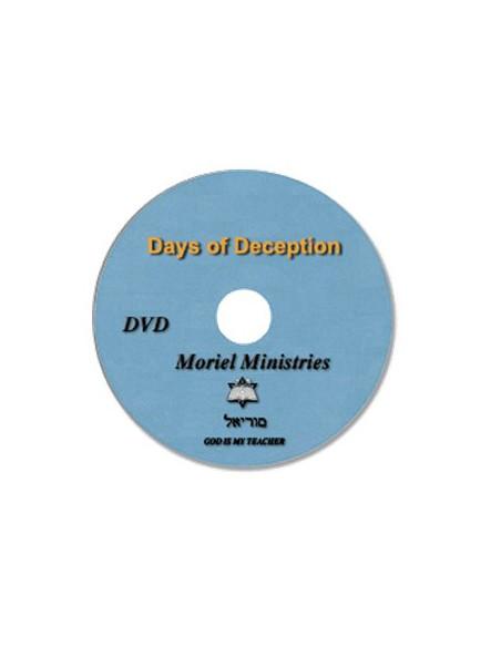 Days of Deception - DVDJP0047