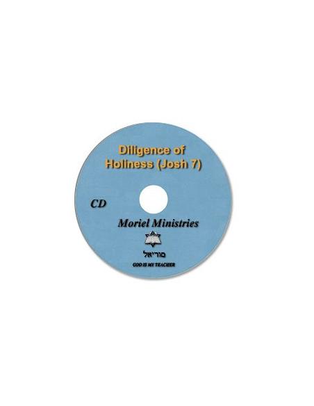 Diligence of Holiness (Joshua 7) - CDJP0194