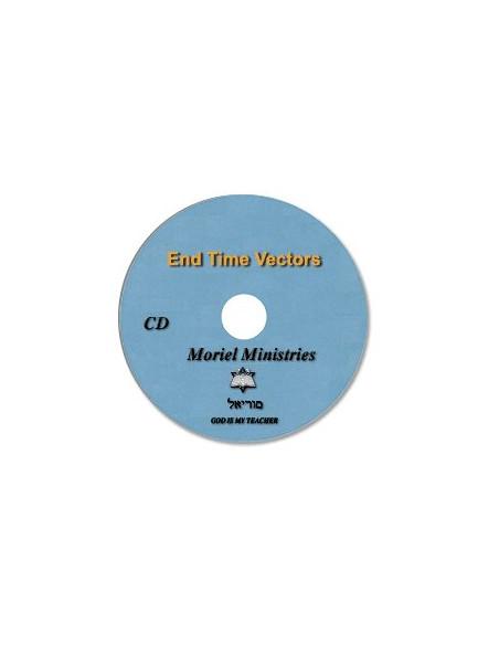 End Time Vectors - CDJP0267