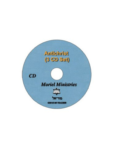 Antichrist (3 CD Set) - CDJP0138
