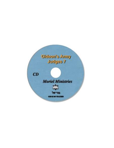 Gideon's Army (Judges 7) - CDJP0245