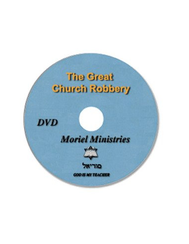 Great Church Robbery, The - DVDJP0106