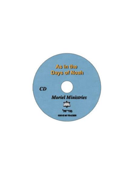 As in the Days of Noah - CDJP0247