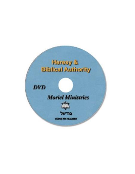 Heresy & Biblical Authority - DVDJP0050