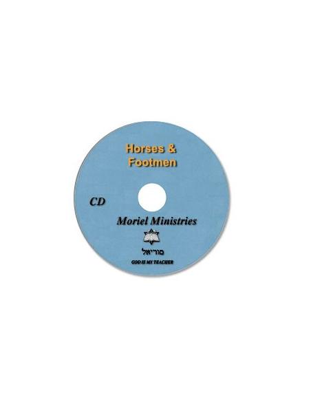 Horses & Footmen- CDJP0278