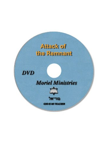 Attack of the Remnant - DVDJP0070