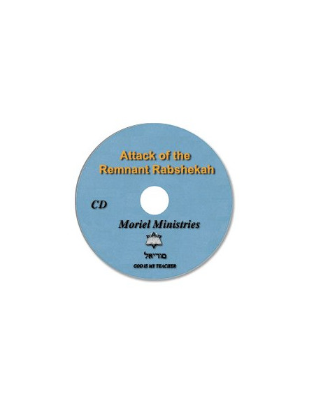 Attack of the Remnant - Rabshekah - CDJP0106