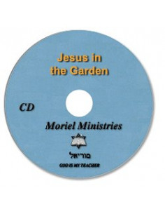 Jesus in the Garden - CDJP0030