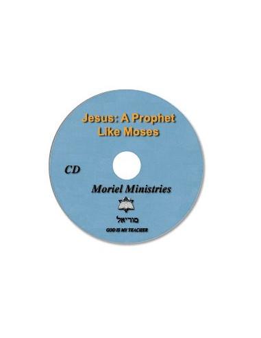 Jesus: A Prophet Like Moses - CDJP0112