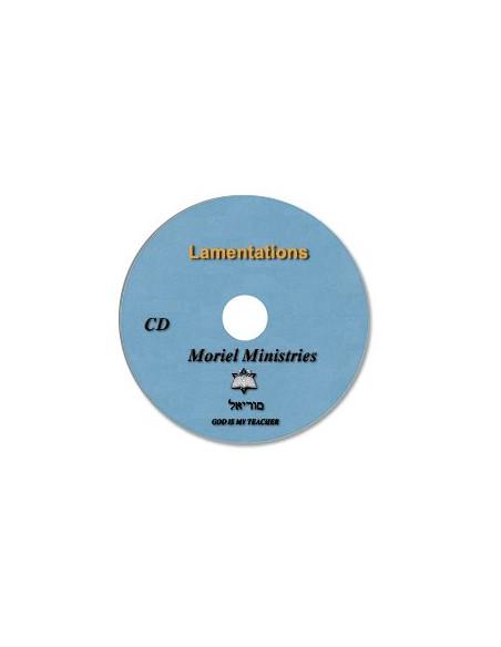 Lamentations - CDJP0238
