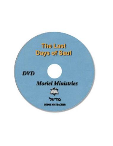 Last Days of Saul, The - DVDJP0035