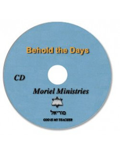 Behold the Days - CDJP0274