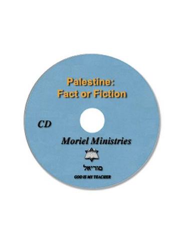 Palestine: Fact or Fiction? - CDJP0139