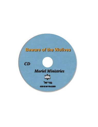 Beware of the Wolves - CDJP0243