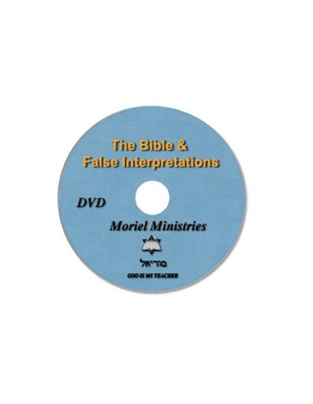 Bible & False Interpretations, The - DVDJP0049