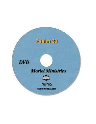 Psalm 23 - DVDJP0086