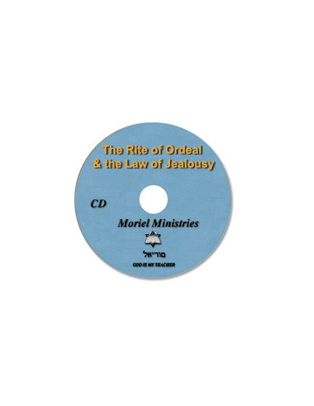 Rite of Ordeal & the Law of Jealousy, The - CDJP0235