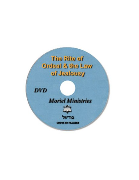 Rite of Ordeal & the Law of Jealousy, The - DVDJP0097