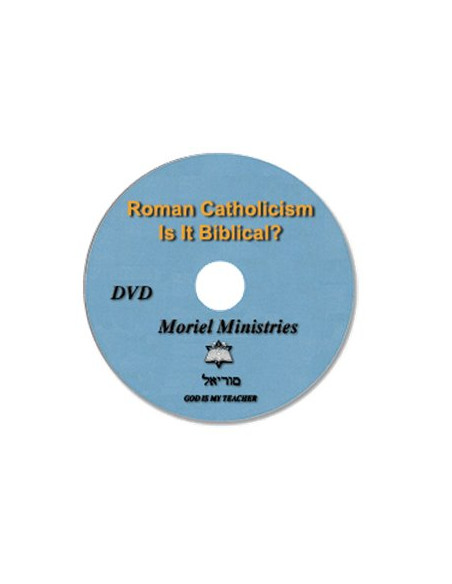 Roman Catholicism: Is It Biblical?- DVDJP0087