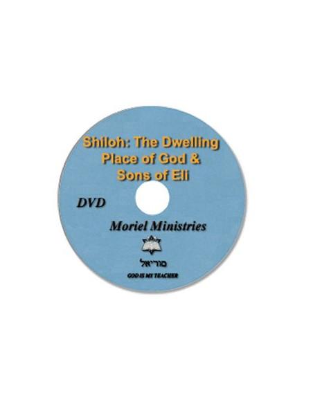Shiloh: The Dwelling Place of God & the Sons  of Eli - DVDJP0083