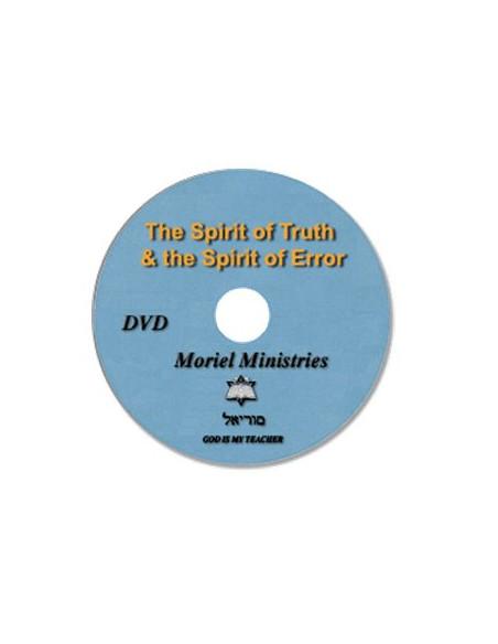 Spirit of Truth & the Spirit of Error, The - DVDJP0005