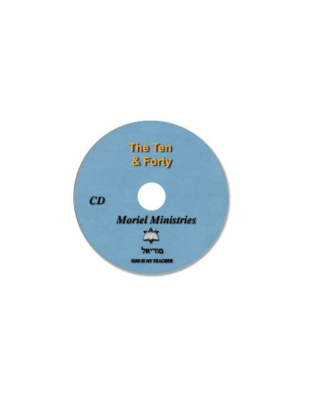 Ten & the Forty, The - CDJP00294