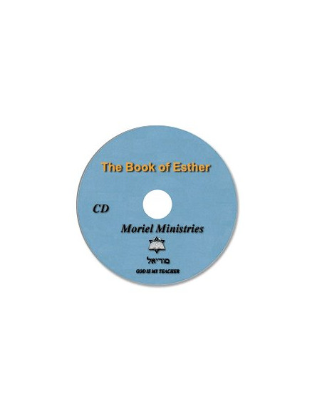 Book of Esther, The - CDJP0212