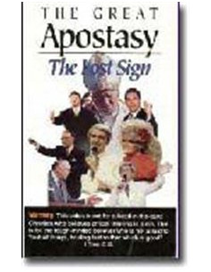 The Great Apostasy: The...