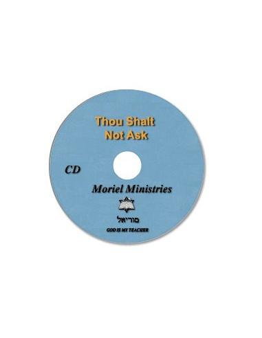 Thou Shalt Not Ask - CDJP0260