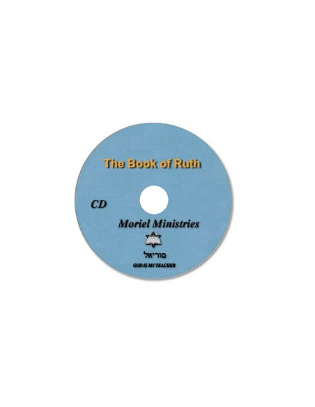 Book of Ruth, The - CDJP0208