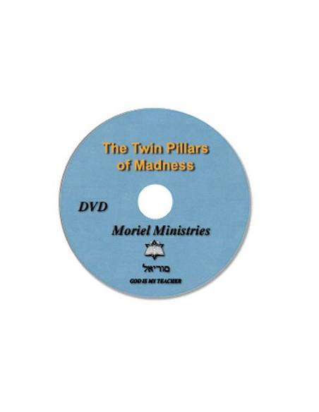 Twin Pillars of Madness, The - DVDJP0085