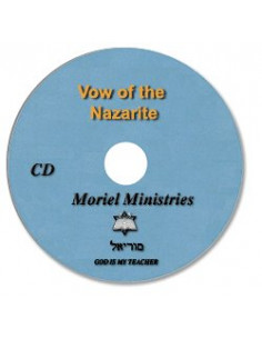 Vow of the Nazarite - CDJP0082