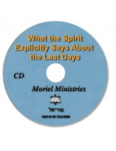 What the Spirit Explicitly...