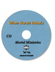 When Korah Rebels - CDJP0237