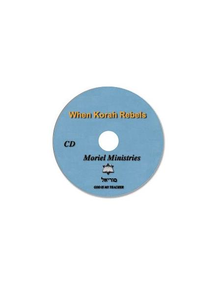 When Korah Rebels - CDJP0237