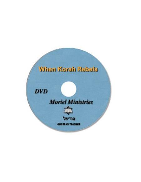 When Korah Rebels - DVDJP0078